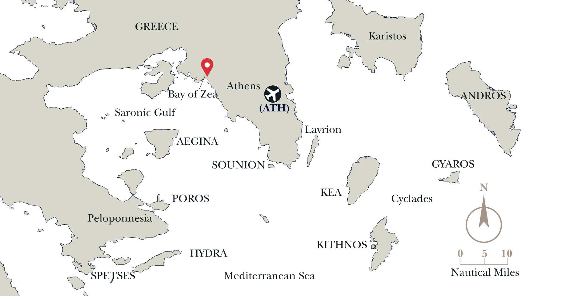 Greece | Moorings Ownership