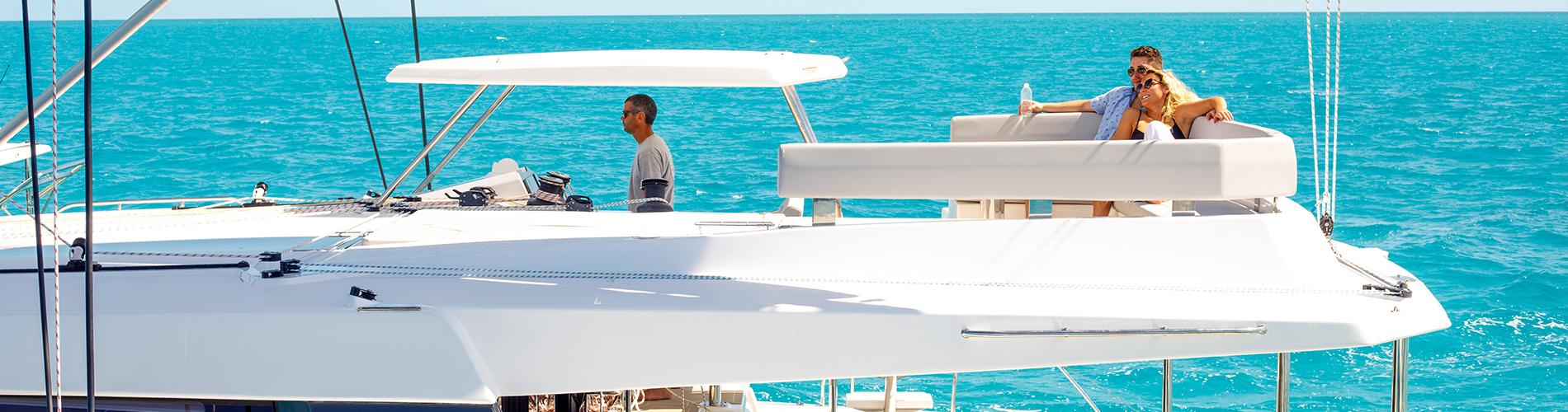 Moorings 5000 catamaran