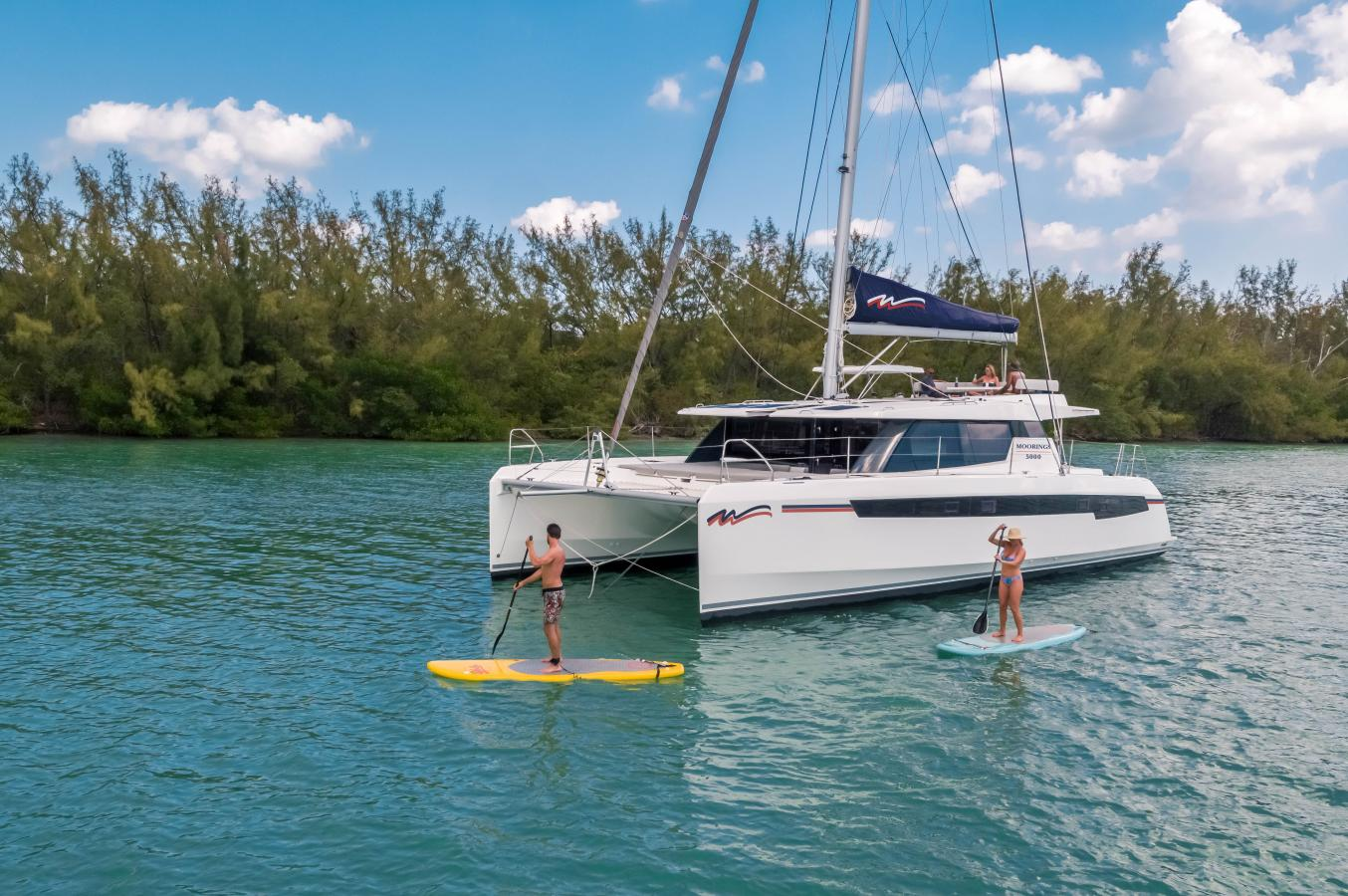 Moorings 5000 Crewed Yacht