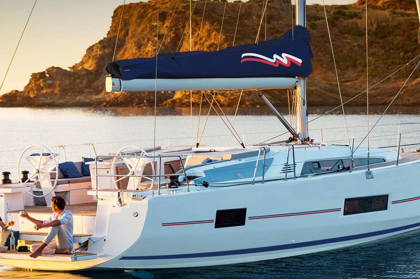 Moorings 46.3 -- Exterior -- Moorings Yacht Ownership Program