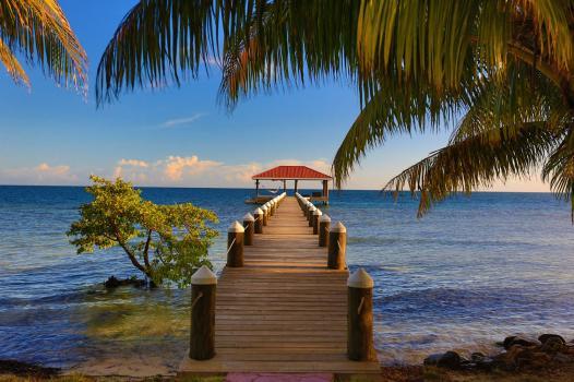 Hachet Cay Belize