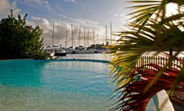 Grenada marina