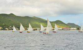 St. Martin sailboats