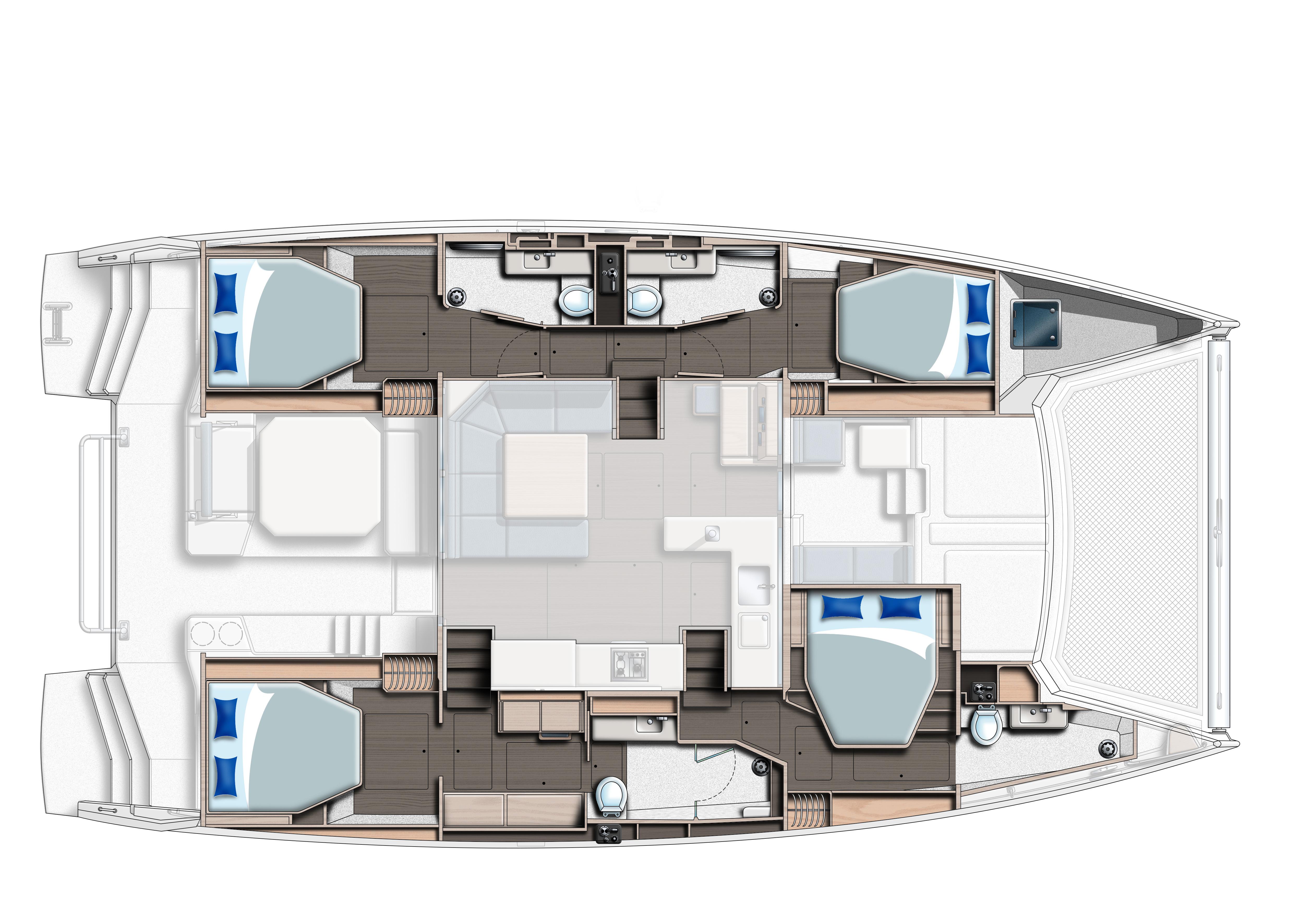 Moorings 5000 layout