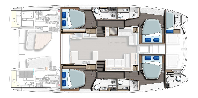 Moorings 534PC layout